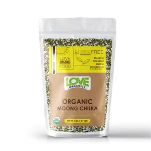Organic Moong Chilka